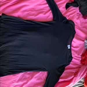 Black hi-lo long sleeve from Nordstrom's!
